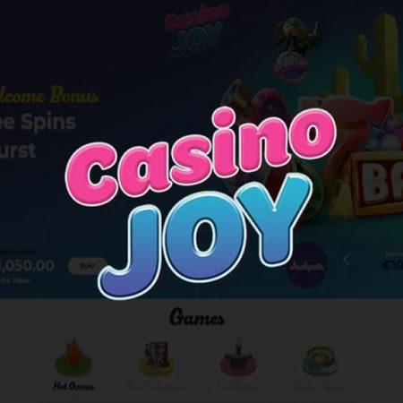 Gokken bij het casino Joy
