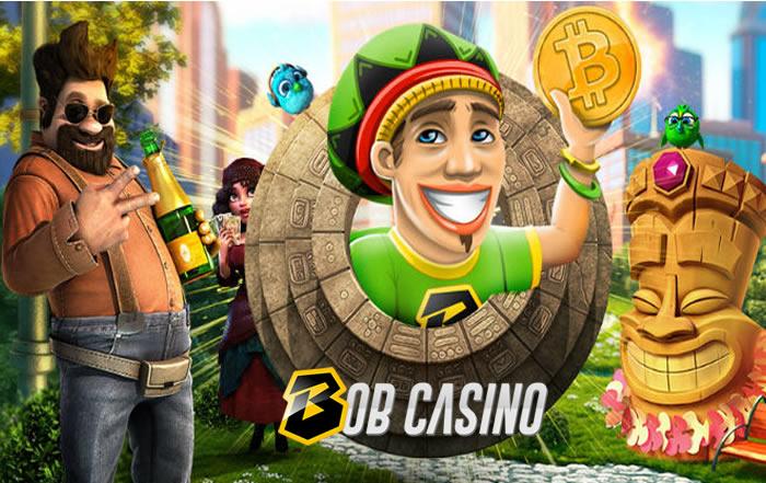 De casino bonussen bij het Bob casino